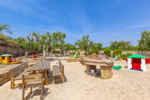 Parco giochi Cava Li Santi Residence