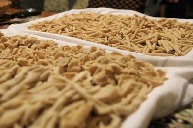 Laboratorio Pasta fresca Cava Li santi residence - Salento