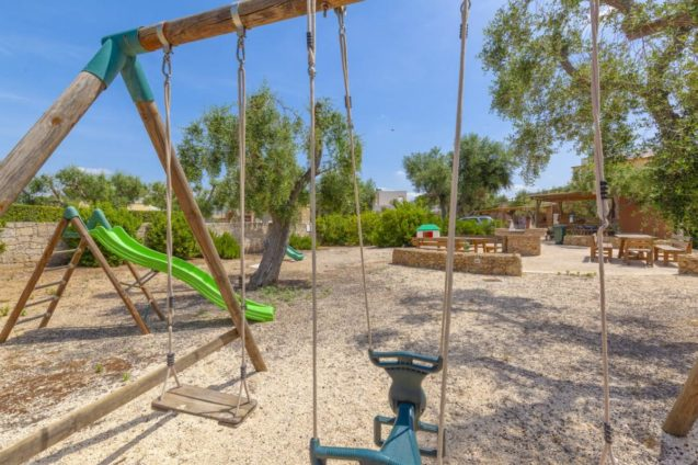 Playground Area Cava Li Santi