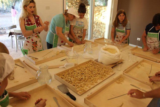 Laboratorio Mani in Pasta